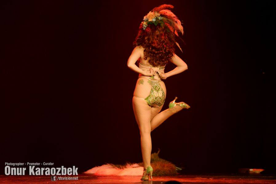 "My ""Classic"" Act in Miss Burlesque NSW 2014"