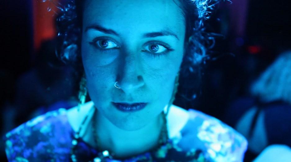"""Ahang Bashis film """"Skörheten"""" visas på Tempofestivalen. Ahang studerade grundkursen på Biskops Arnö Dokumentär år 2007 - 2008."""