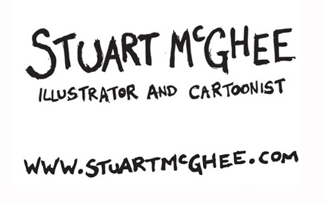 Click here and take you journey to the Stuart McGhee's website.