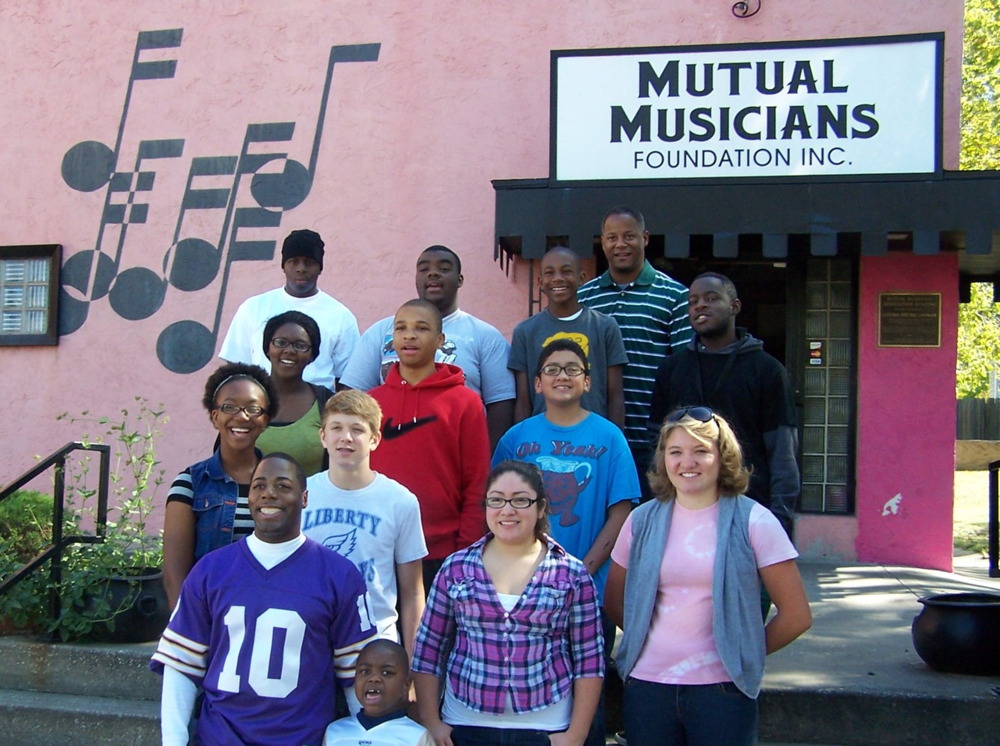 Young Jazz Masters - Mutual Musicians Foundation