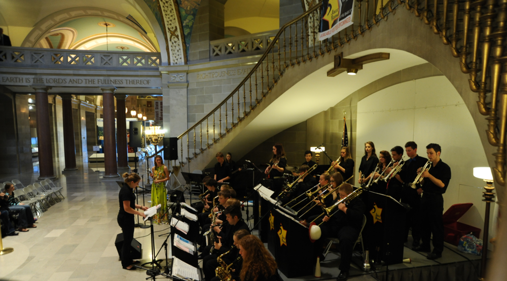 Missouri State Capital - 5 Star Jazz Band