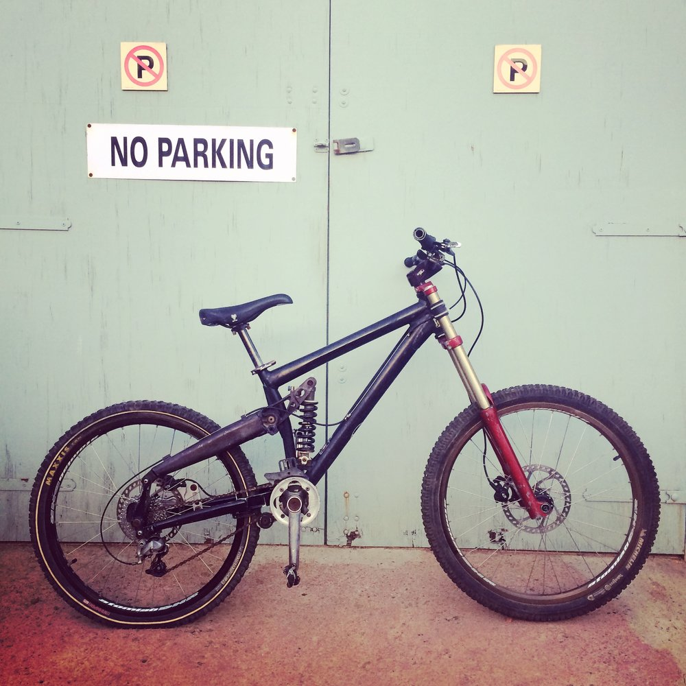 a7d1e3f0cc2 Schwinn straight 8 downhill bike - PROP rental only