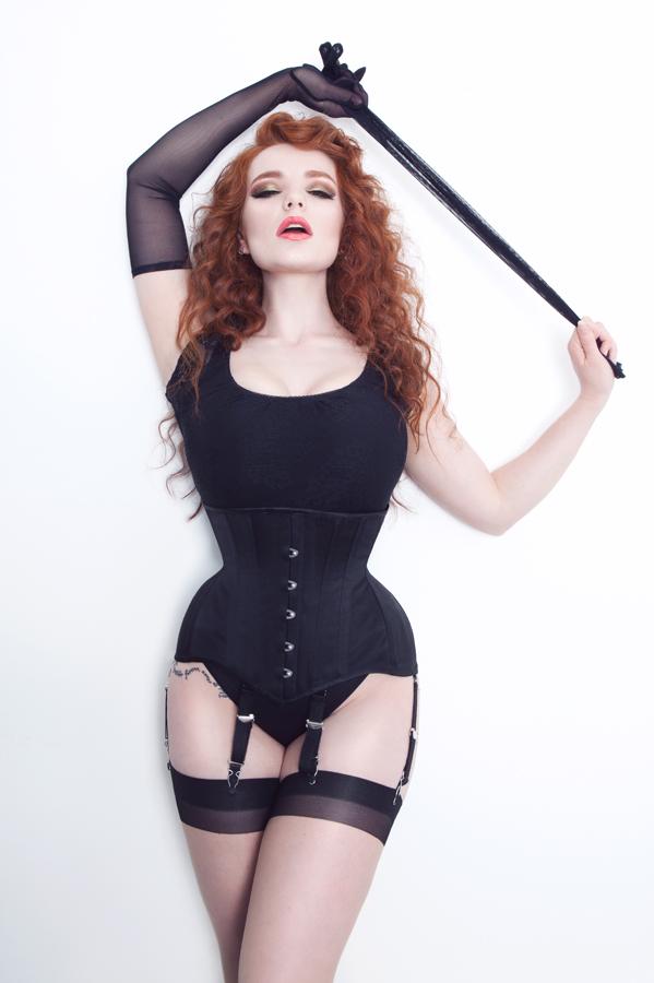 Nymph underbust corset