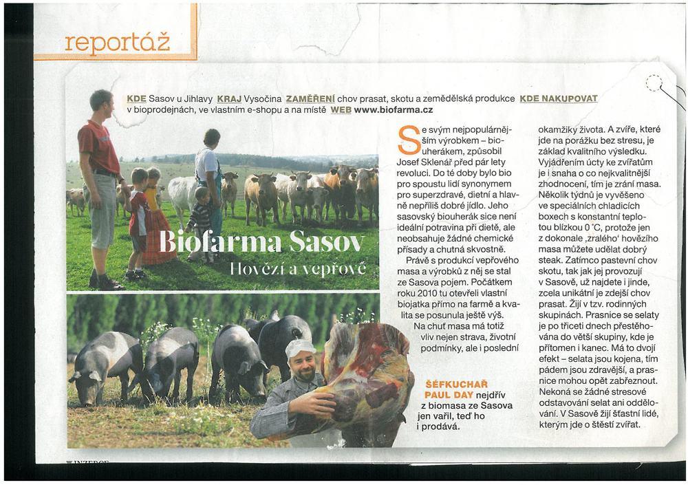 Biofarma Sasov, Hovezi a veprove,.jpg