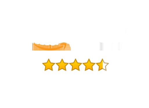 amazon 4.5 stars