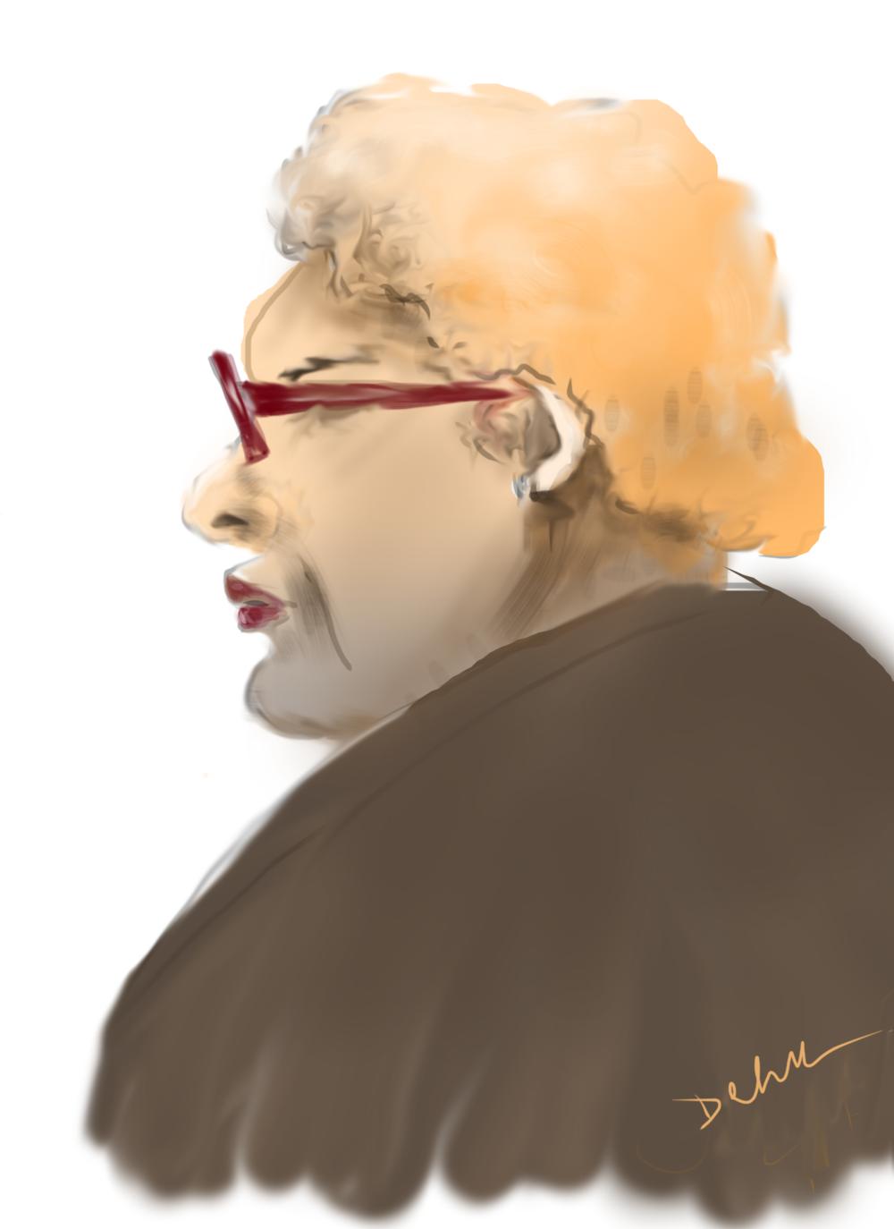 Metro Portrait: Steadfast
