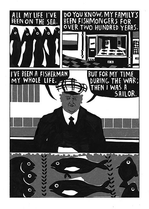 'George Watts', Daniel Locke, 2008