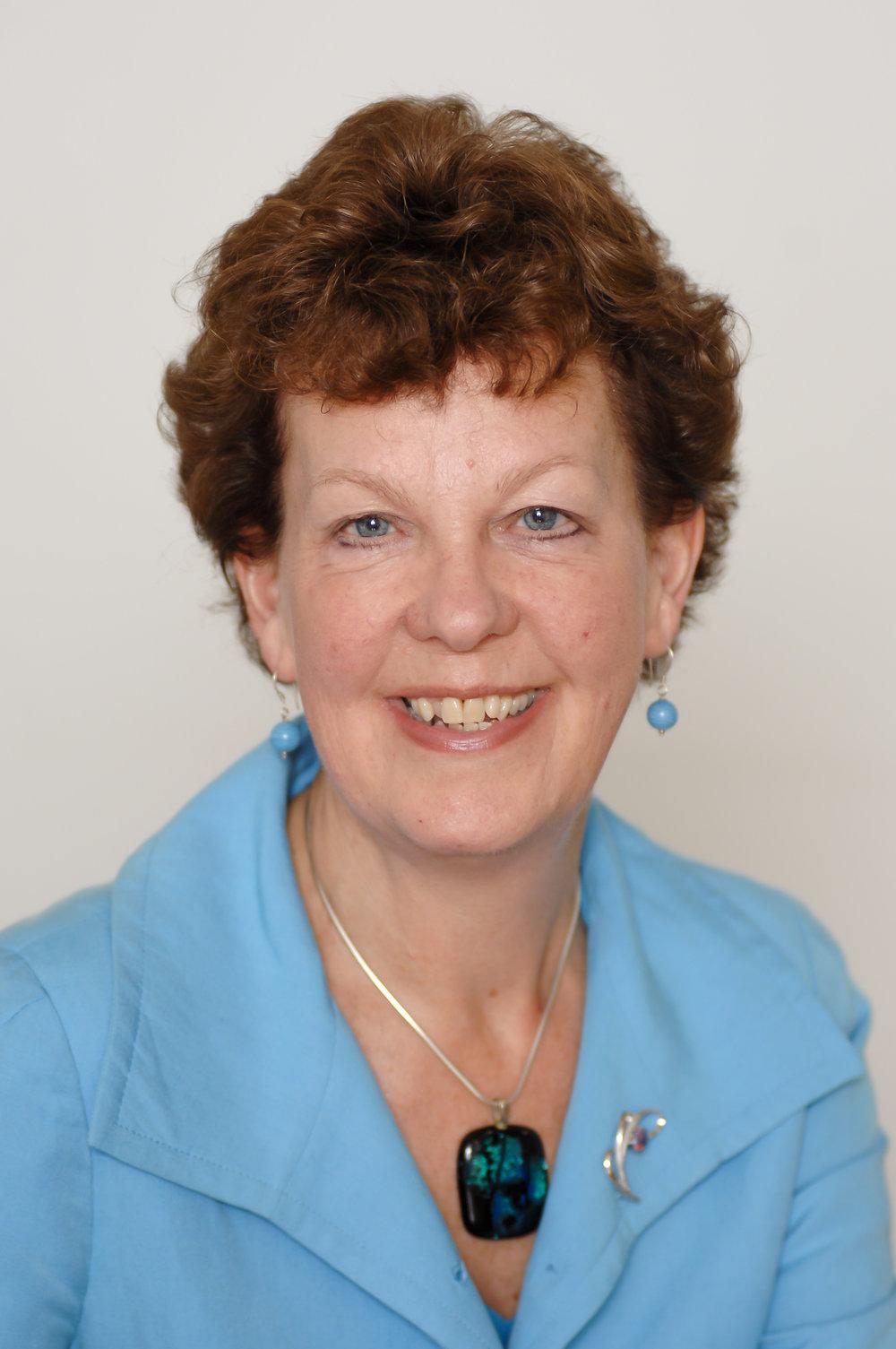 Jane Furniss CBE