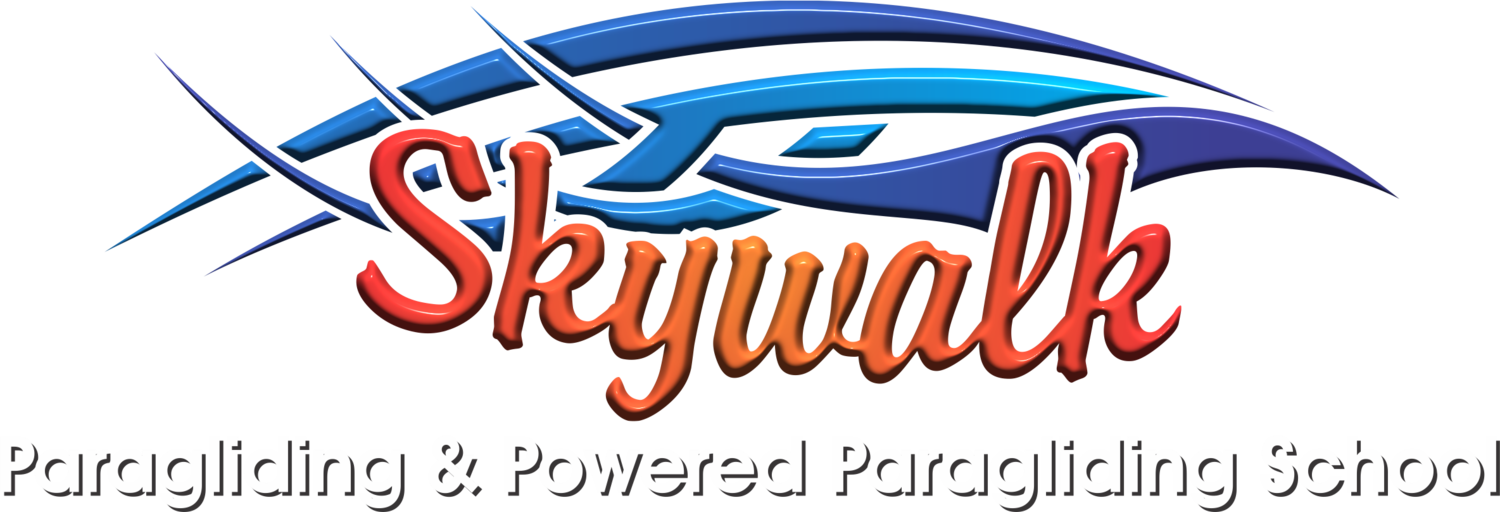 Paramotors & Paratrikes — Skywalk Paragliding School