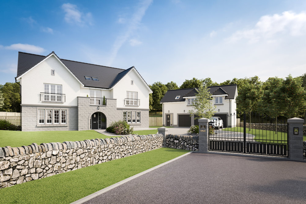 Milltimber Manor at Oldfold Village , CALA Homes (North) Ltd