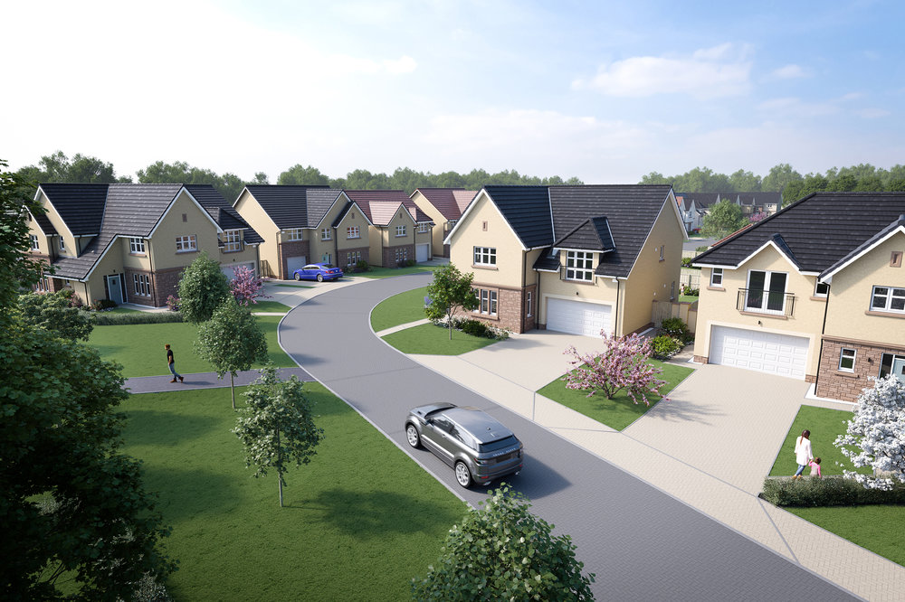 Kingfisher Park , CALA Homes (East) Ltd