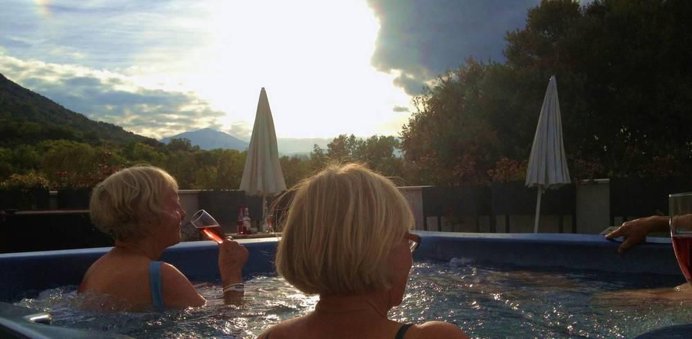 El Hotelito - junior suite con jacuzzi