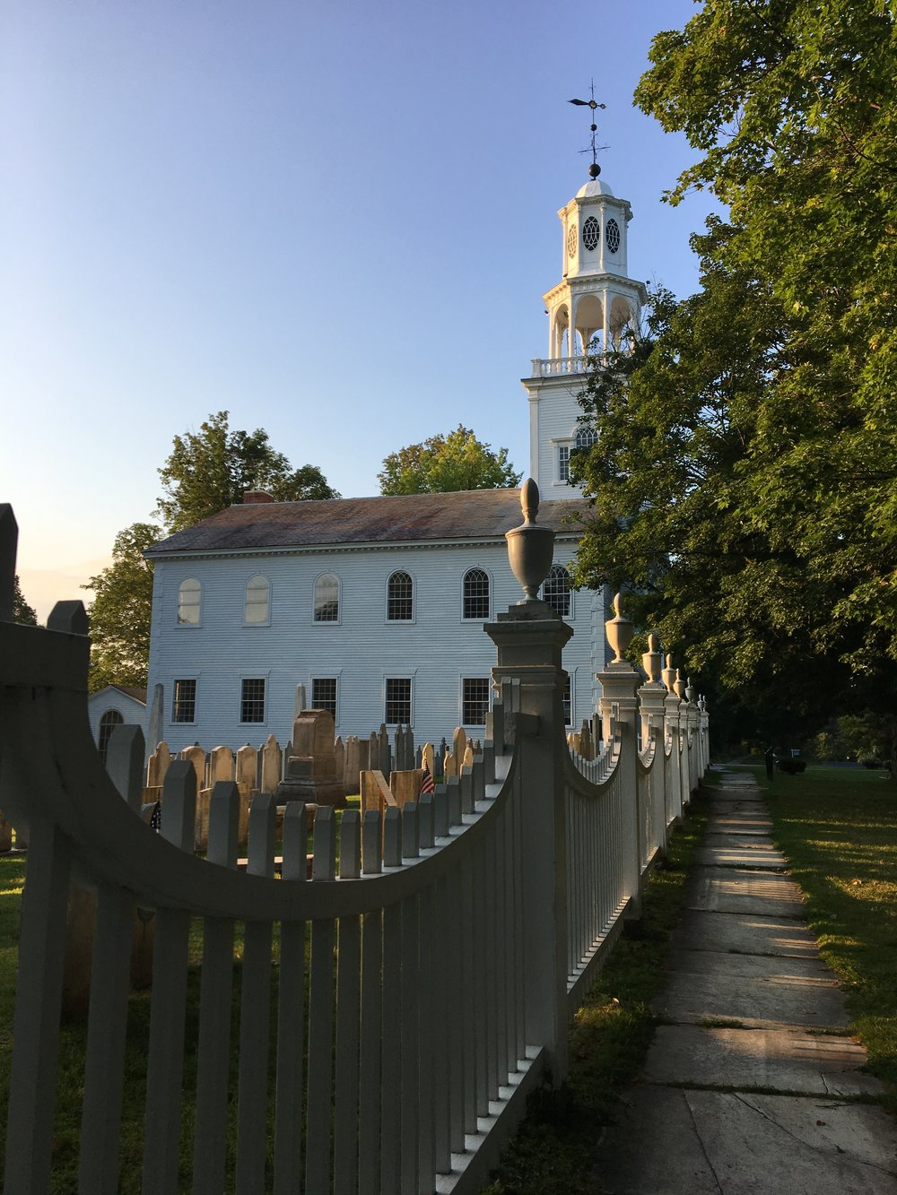 Old First Church, Bennington, VT