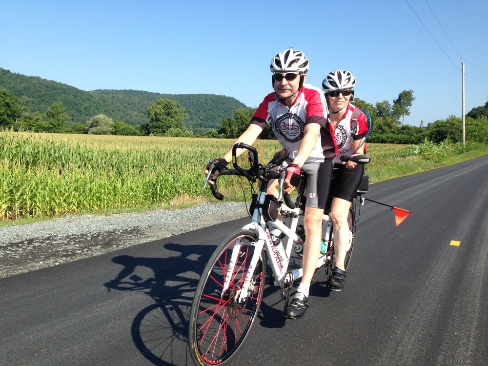 Eastern New York Tandem Travel