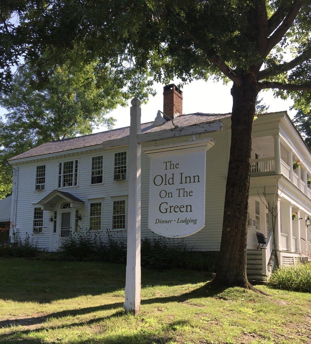 Old Inn on the Green, New Marlborough, MA