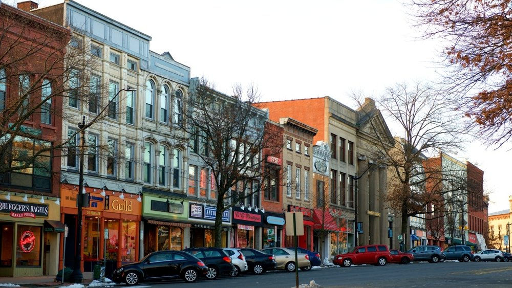 Downtown Northampton