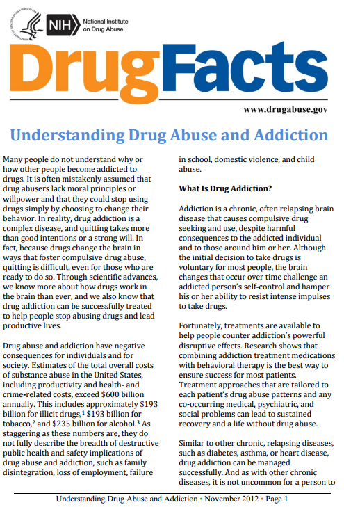 what is an addiction and how and why do people become addicted Why some people become addicted to drugs submitted by lynn e o'connor phd on august 29, 2013 - 3:57am it should be clear by now that addiction is a disease of the neurotransmitter sites or circuits, in part the results of repeated drug use, some of which is learned, and in part related to genetic vulnerability related to dopamine.