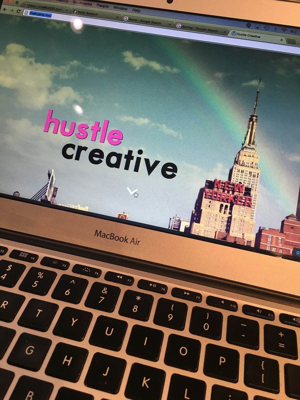 Hustle Creative | Magan Wiles