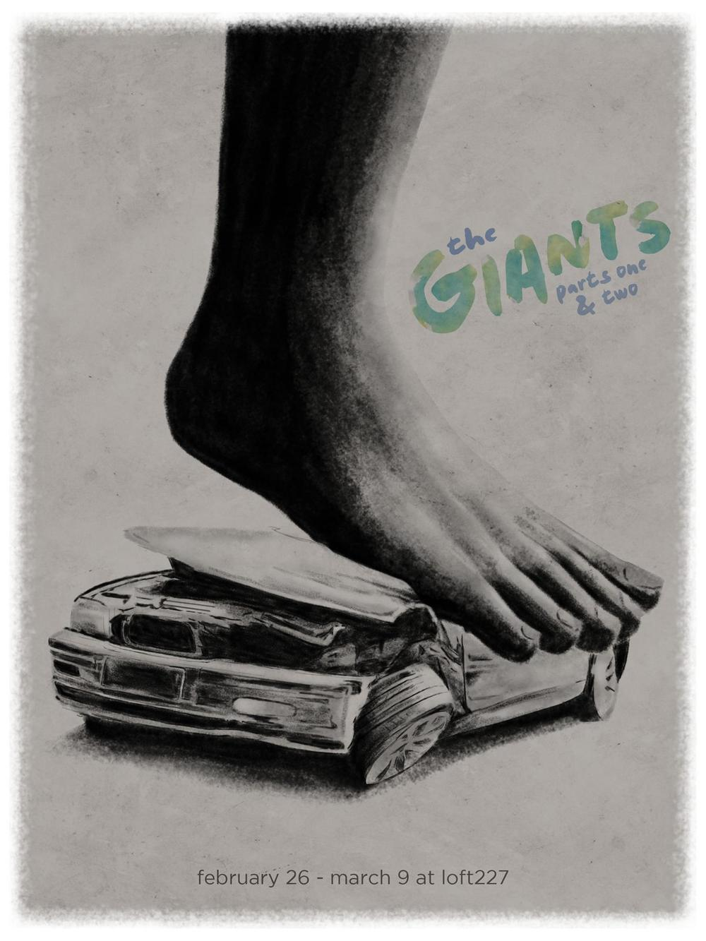 THE GIANTS PARTS ONE & TWO | Robin Sokoloff | Executive Producer