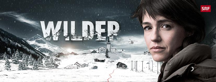 Sarah Spale ist Rosa Wilder. (Wilder - Serien-Start am 07. November um 20:05 auf SRF1)