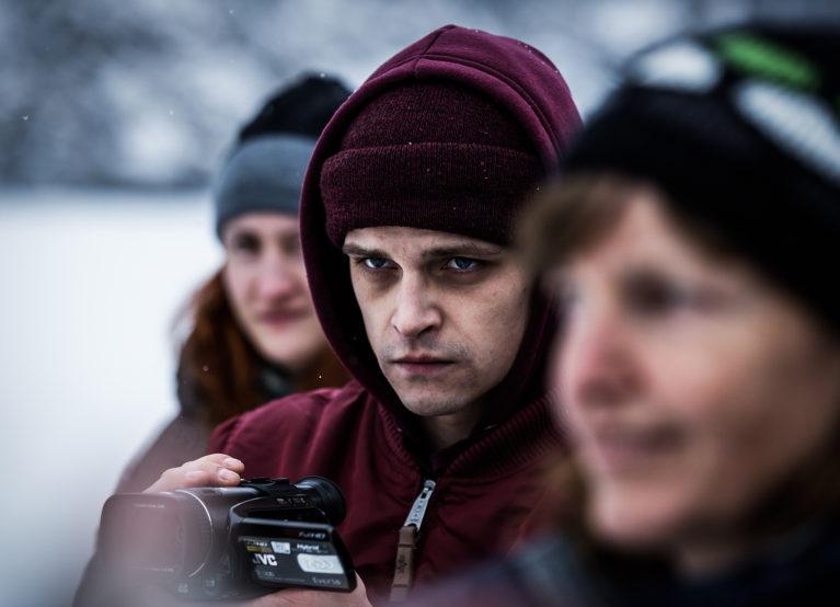 Julian Koechlin als Jakob Siegenthaler. (WILDER, Folge 1)
