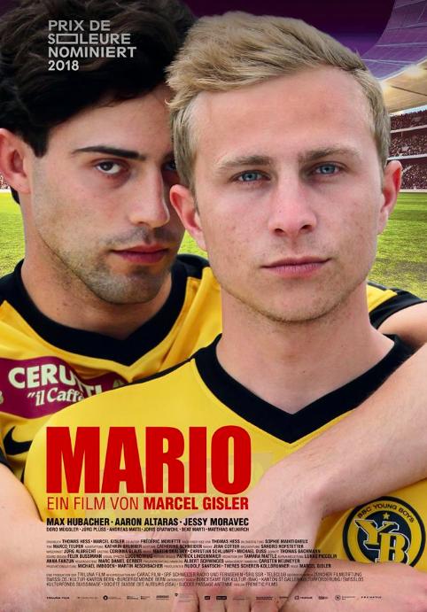 "Filmplakat ""MARIO"" (Regie: Marcel Gisler)"