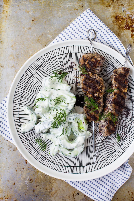 Bilberry & lamb kofta