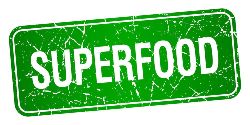 Superfood sign