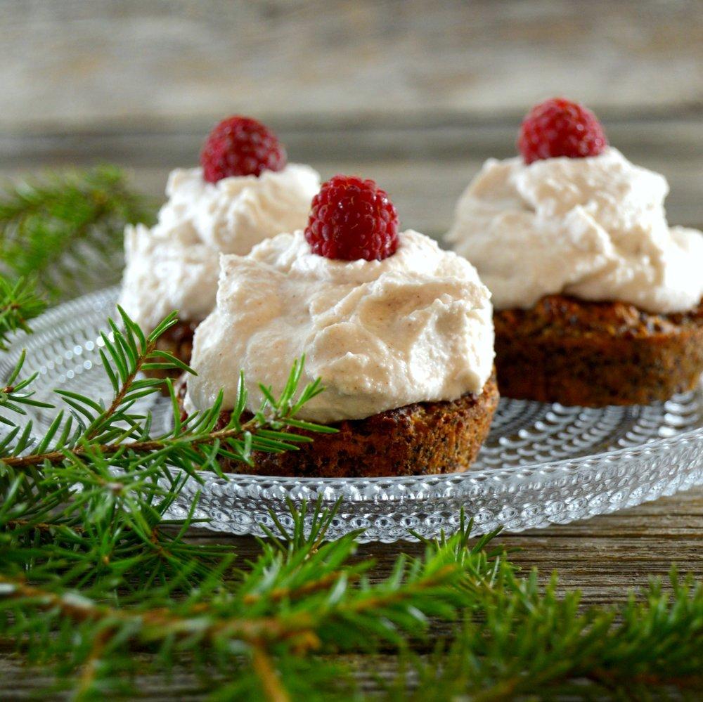 lingonberry quinoa scones
