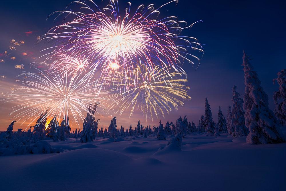 Finnish New Year
