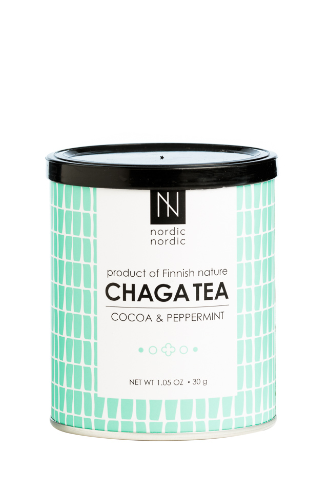 Cocoa & Peppermint Chaga - Vanilla used to be our most popular chaga flavor for the longest time. This chocolate treat took over this year and has become your favorite.