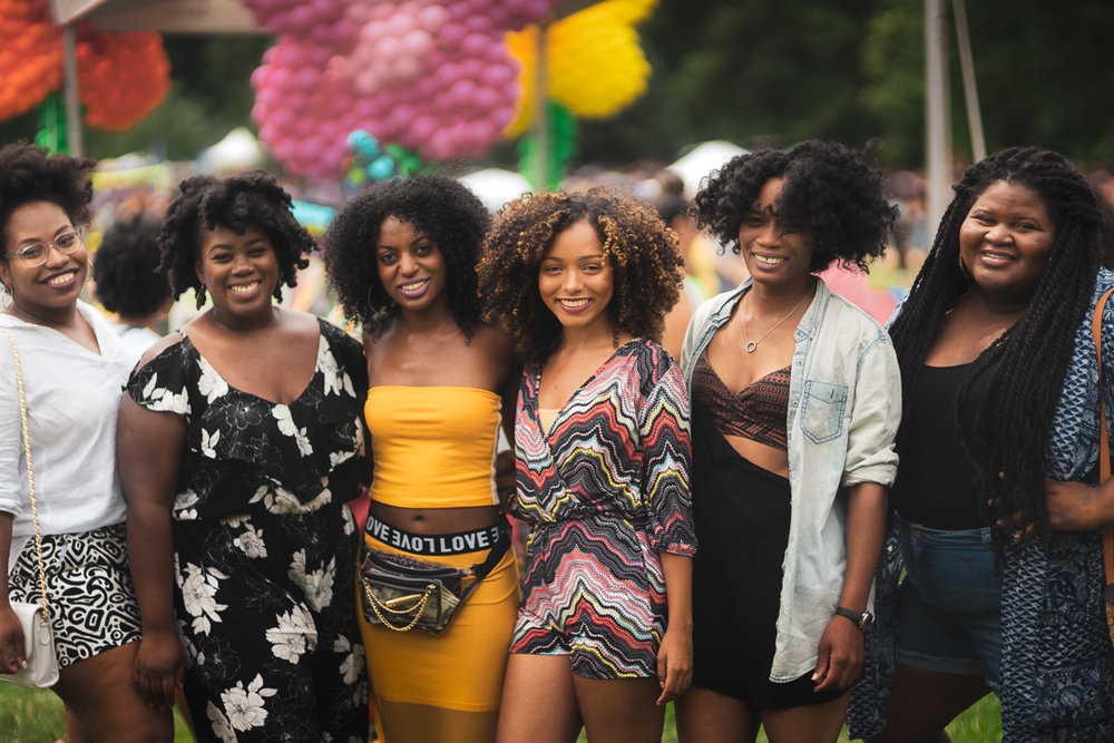 Festival of the Curls - Portraits from CurlFest 2018 in Prospect Park