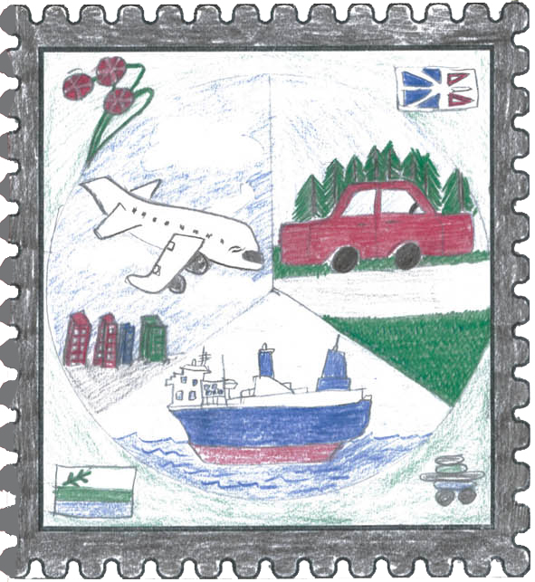 Burin Regional Winner Name: Abigail macleod Age: 10, grade: 5 school: sacred heart academy town: marystown