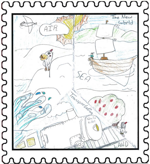 Nova Central Regional Winner Name: emily ledrew Age: 10, grade 5 school: helen talk elementary town: bishop's falls