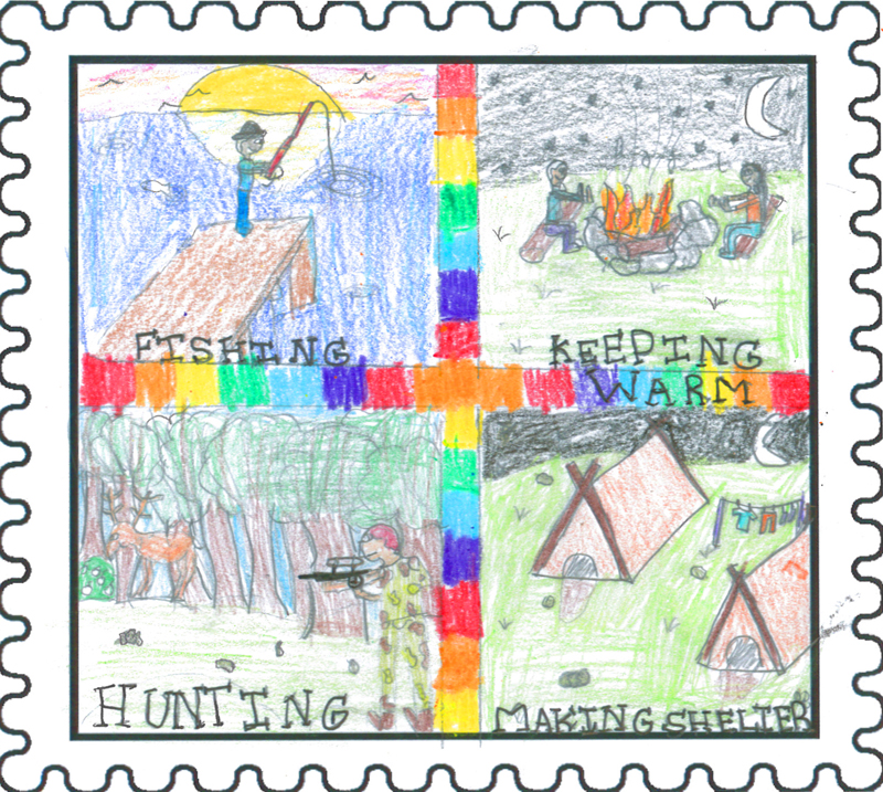 Nova/Central Winner Traditions by Jillian Rice Age: 10, Grade 5 Memorial Academy