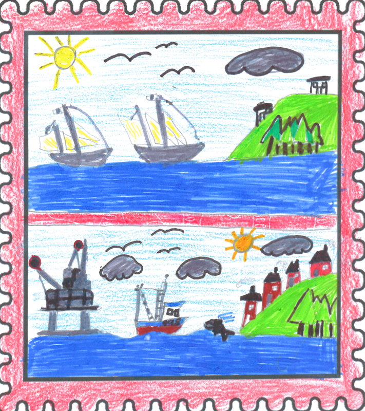 Vista Winner   Following in their Footsteps by  Katie Kelly  Age: 11, Grade 5 Southwestarm Academy
