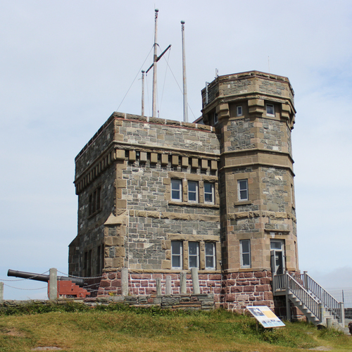 Signal Hill and Cabot Tower — Historic Sites Association of NL 4f2427cbda55
