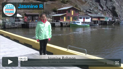 "Jasmine Rahman of St. John's ""The Newfoundland Conscience: A History of Giving"""