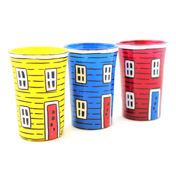 Rowhouse Shotglasses