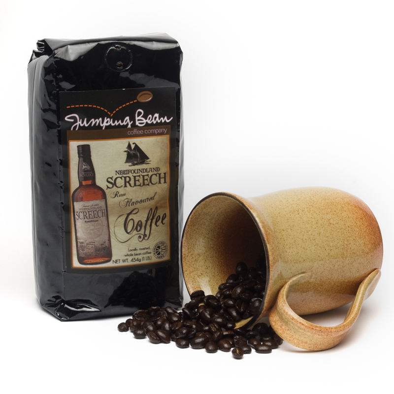 Screech Rum Flavoured Coffee