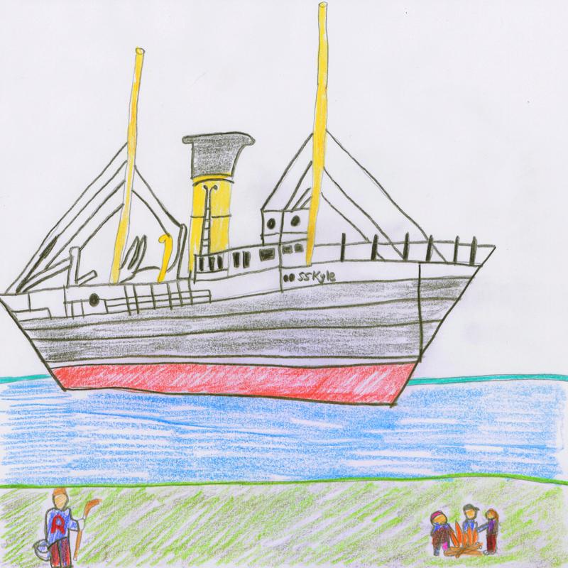 Avalon Winner SS Kyleby Julia Brake Age: 15, Grade 10 Gonzaga High School