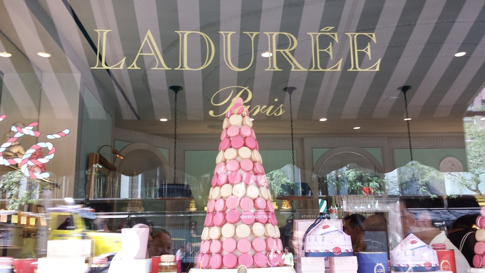 Laduree NYC