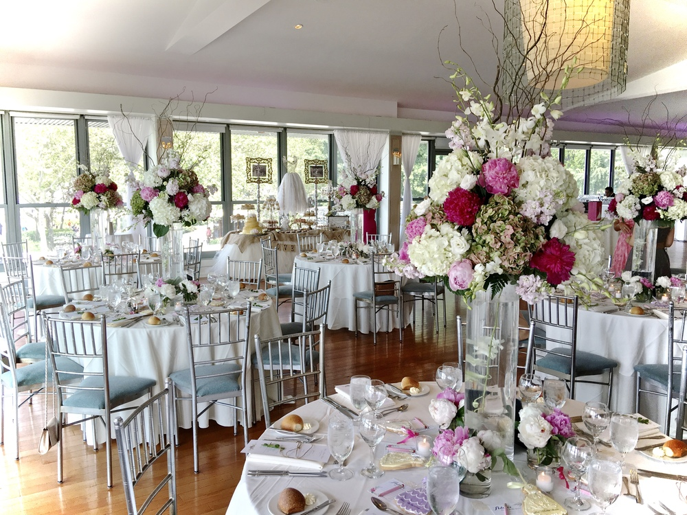 menis bridal shower battery gardens nyc event design by beautiful blessed