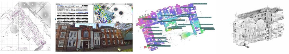 Graphic Scale Plan Webshare Colour by Elevation Point Cloud