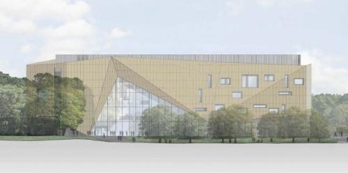 Gateway Building, University of Bournemouth