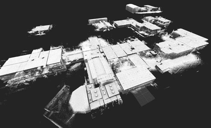 The largest school – 13,000m²