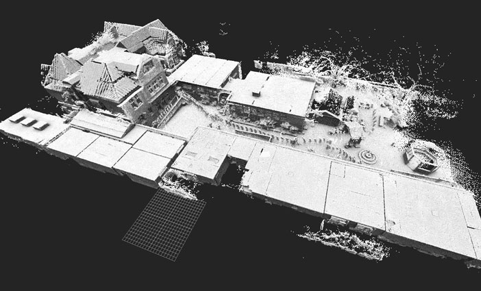 The smallest school -1,300m²