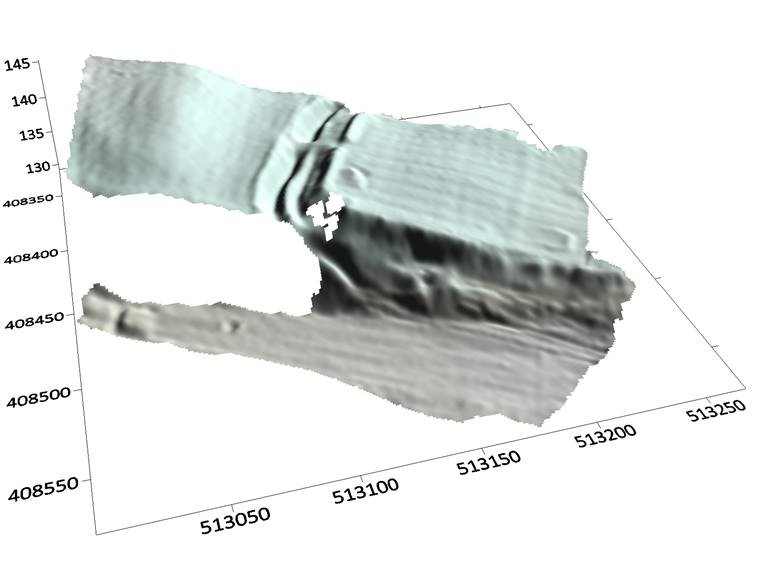 Photogrammetry data by SUMO Geophysics