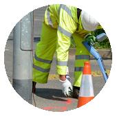 PAS 128 compliant utility surveys
