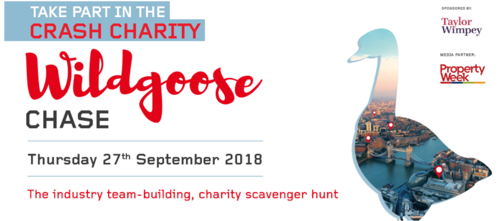 CRASH Charity Wildgoose Chase 2018
